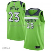 Barn Basketball Drakter Minnesota Timberwolves 2018 Jimmy Butler 23# Statement Edition Swingman..